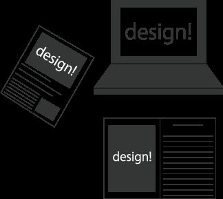 designのイメージイラスト